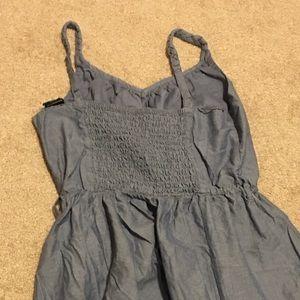 Faded Glory denim dress.